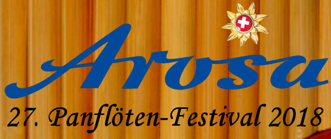 Arosa Panfloeten-Festival 2018