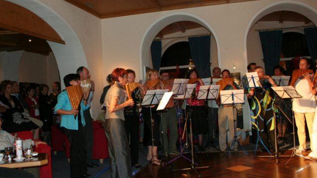 Pan Flute Festival